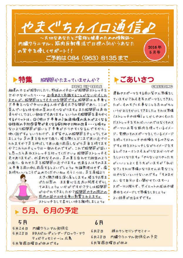 山口カイロ通信_1605_1